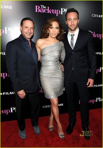 Jennifer Lopez: LA Premiere of 'Back-up Plan!'
