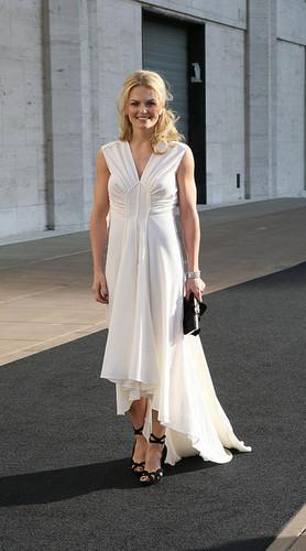 Jennifer Morrison @ the Metropolitan Opera Gala Premiere Of 'Armida' (April 12, 2010)