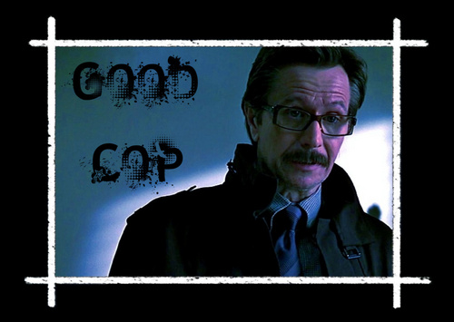 Jim Gordon- Good Cop - the-dark-knight Fan Art