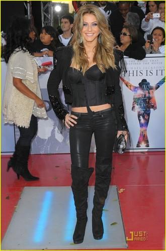 Julianne Hough is Leather Pants Pretty