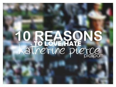 Katherine Pierce Picspam