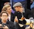 Kellan & AnnaLynne at Lakers game - 20 April 2010 - twilight-series photo