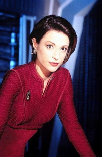 estrella Trek: Deep el espacio Nine fondo de pantalla entitled Kira Nerys