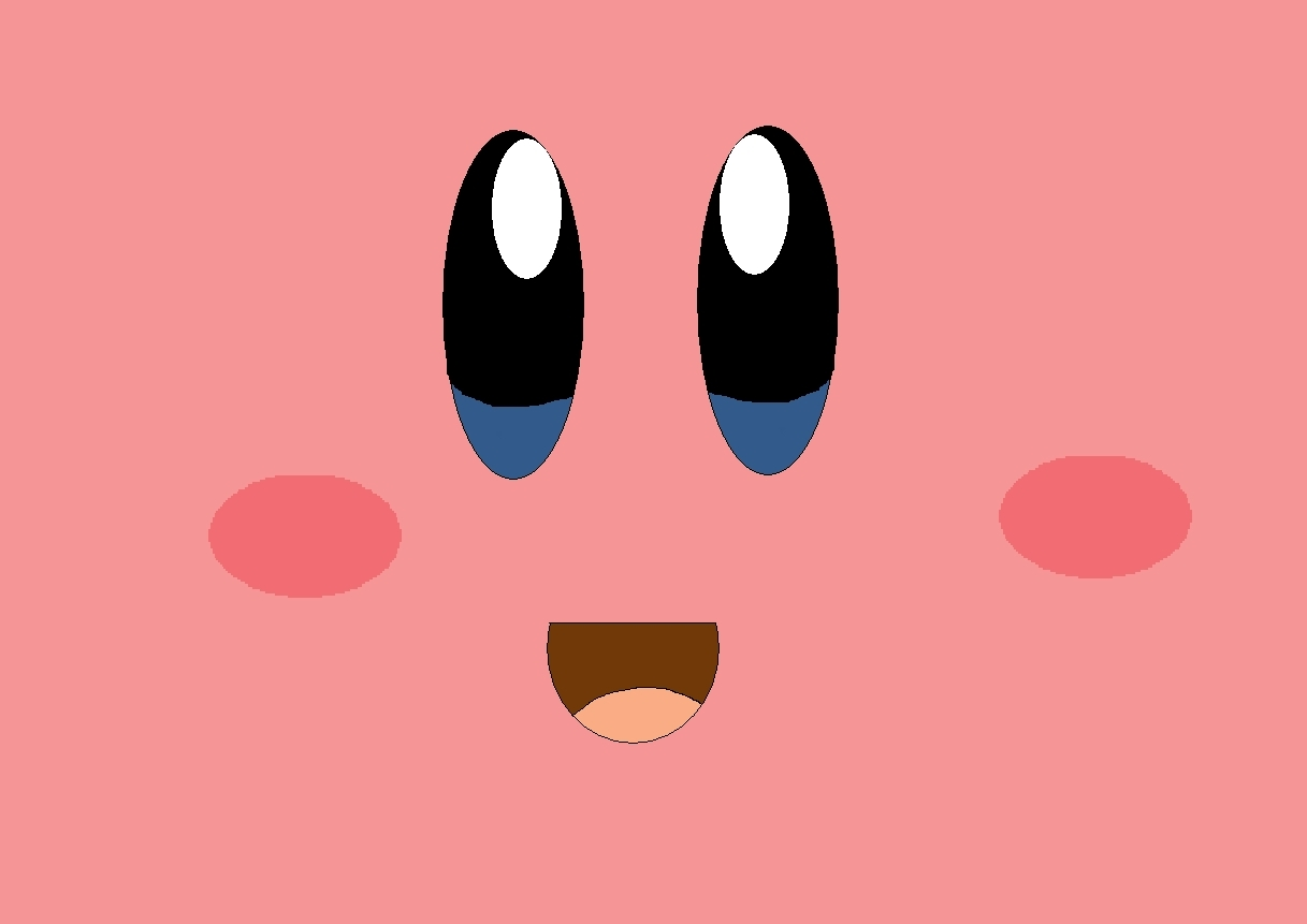 Kirby Is Cute Cake Ideas and Designs