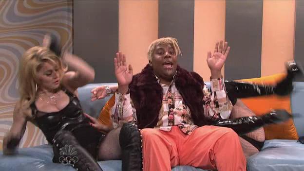 "Lady GaGa Live In ""Saturday Night Live"" With 마돈나 (10/03/09)"