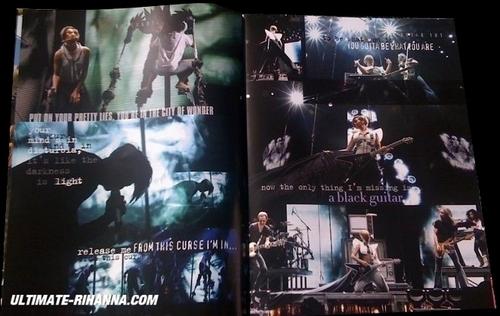 Last Girl On Earth Tour Book [Fan Photos]