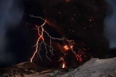 Lava and lightening 0.0