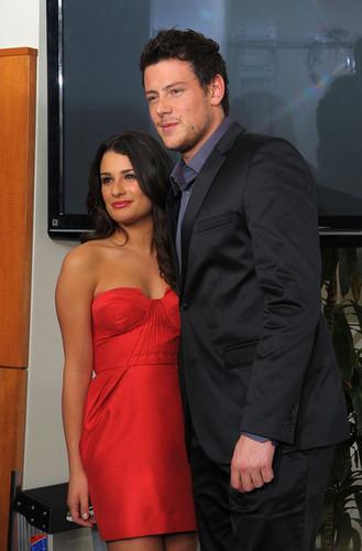 Lea and Cory