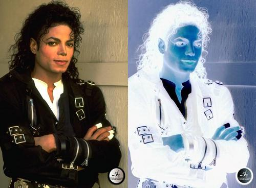 MJ - Awesome Inverted रंग