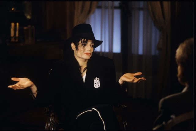 MJ interview