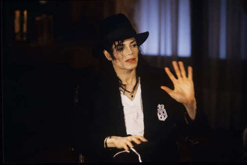 MJ interview