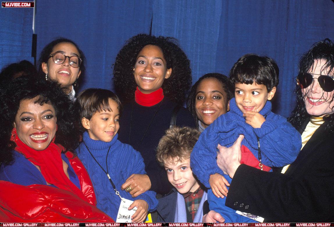 MJ large foto's