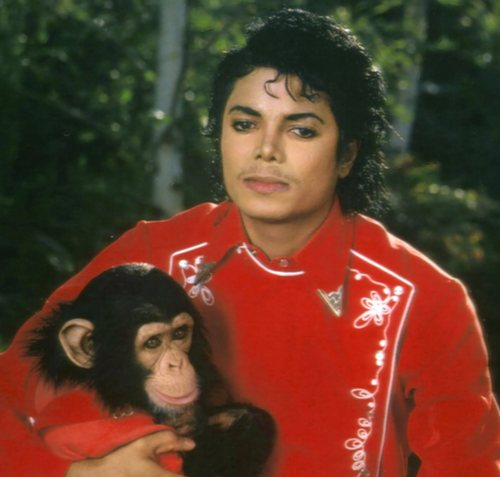 MJ with animals