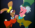 March Hare and Mad Hatter - march-hare screencap
