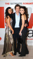Martine With Hugh Grant and Keira Knightley - martine-mccutcheon photo