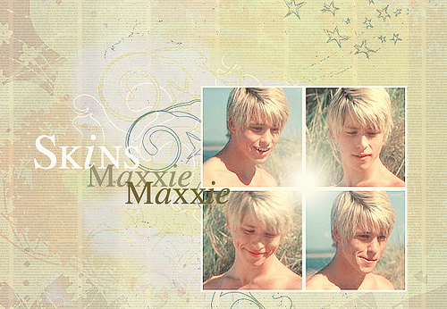 Maxxie Oliver wallpaper entitled Maxxie.