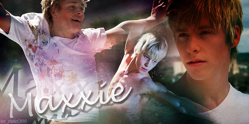 Maxxie Oliver 壁紙 entitled Maxxie.
