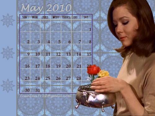 May 2010 Emma (calendar)