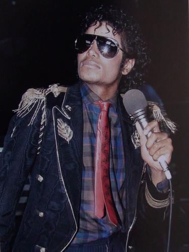 Michael Jackson - Victory tour