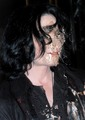 Michael at Aron Carter Birthday paty HQ - michael-jackson photo