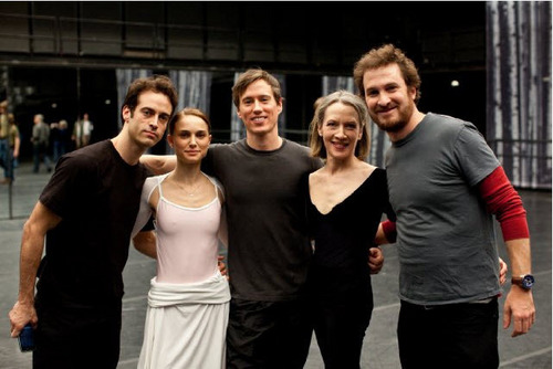 "Natalie & Crew of ""Black Swan"""