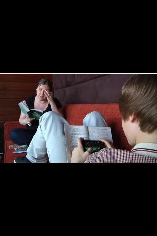 Naughty Justin!!!