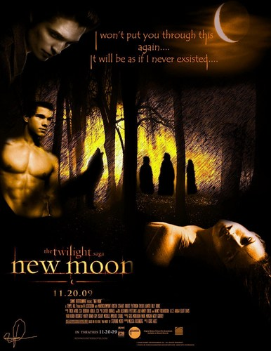 New Moon Poster RS