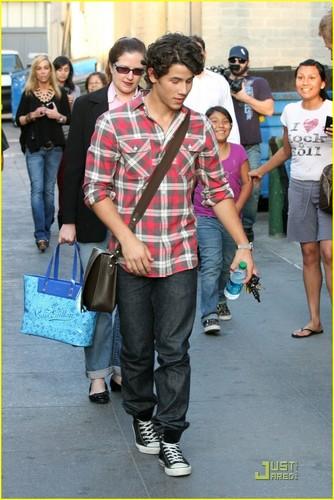 Nick Jonas is Forever 21