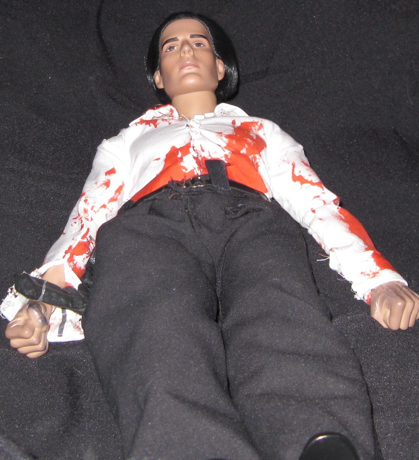 OOAK Hotch doll (Mayhem)