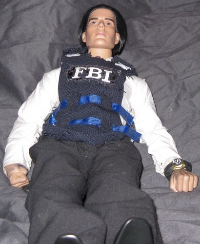 OOAK Hotch doll