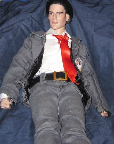 OOAk Hotch doll (Omnivore)
