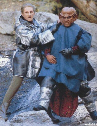 Odo & Quark