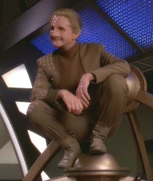 Odo - star-trek-deep-space-nine Photo