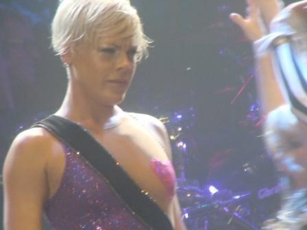 P!nk's Live konzert Performance