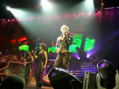 P!nk's Live show, concerto Performance