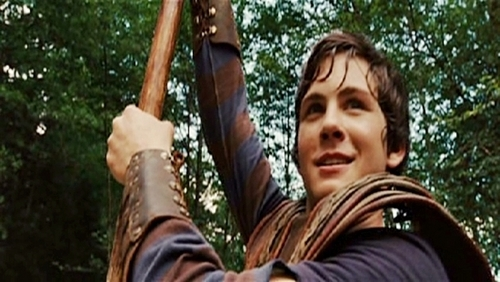 Logan Lerman वॉलपेपर called Percy Jackson & The Olympians : The Lightning Thief Screen Captures