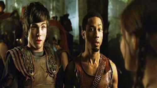 Logan Lerman 壁纸 titled Percy Jackson & The Olympians : The Lightning Thief Screen Captures
