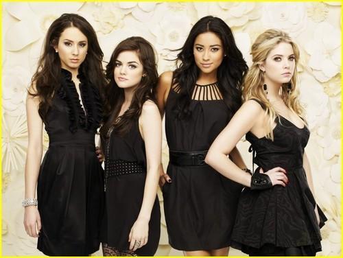 Pretty Little Liars Promotional foto-foto
