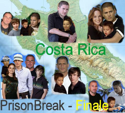 Prison Break - Finale - Costa Rica