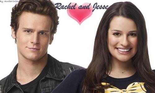 Rachel and Jesse karatasi la kupamba ukuta called Rachel & Jesse