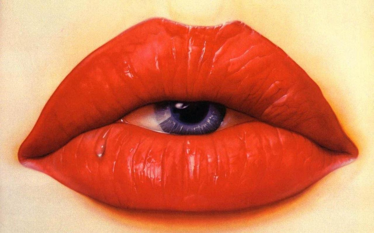 red images red lips hd wallpaper and background photos