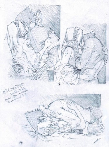 SasuSaku manga Fanfiction