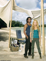 Sayid and Claire