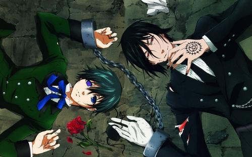 Sebastian & Ciel *¬*