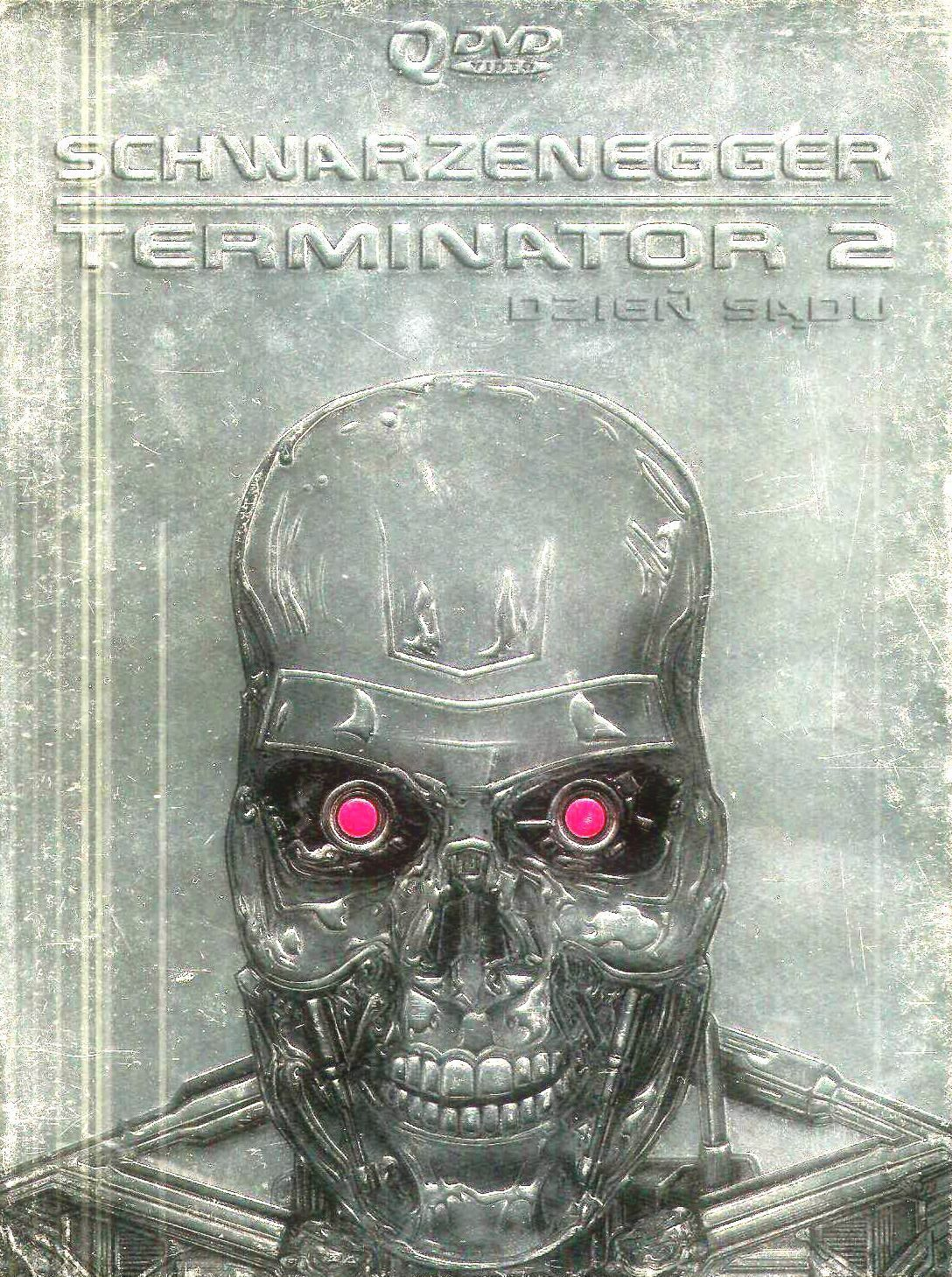 Steel Edition of T2 (on QDVD)