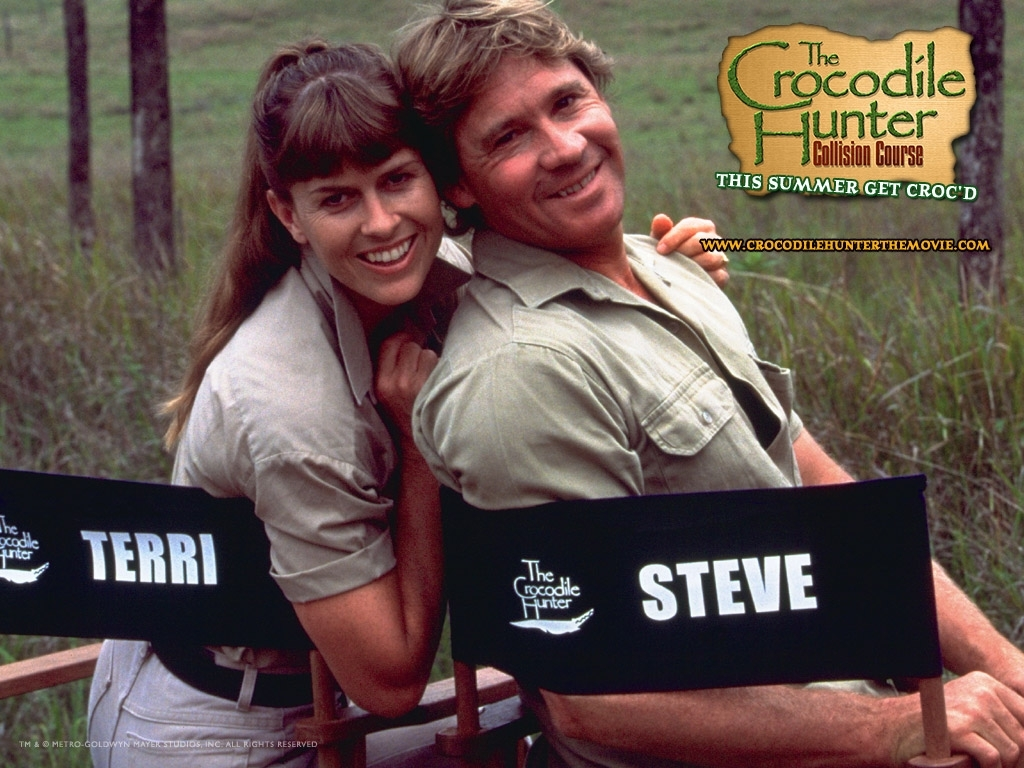 Steve Irwin - Steve Irwin Photo (11638461) - Fanpop