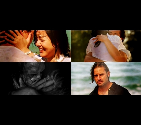 Sun/Jin and Juliet/Sawyer