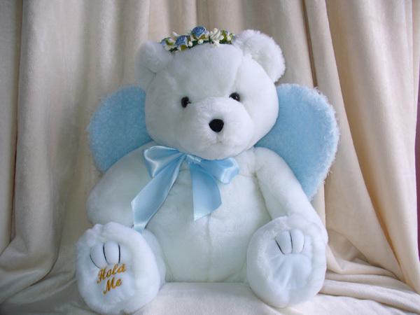Bernie S Angel Teddy Angels Fan Art 11656262 Fanpop