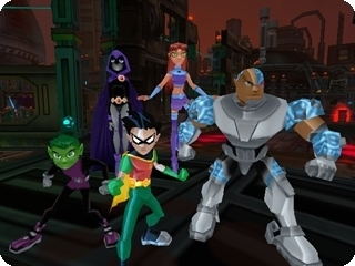 Teen Titans Video Game
