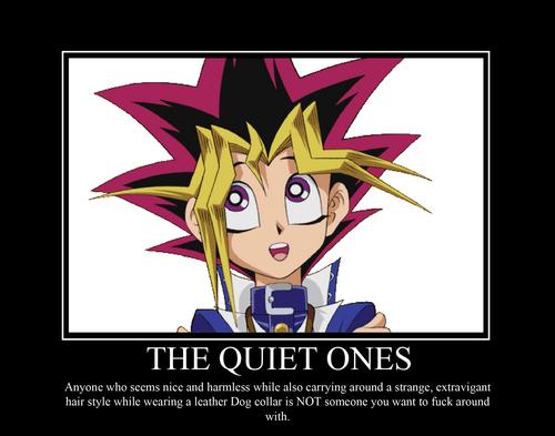 The Nice, Quiet Ones.....